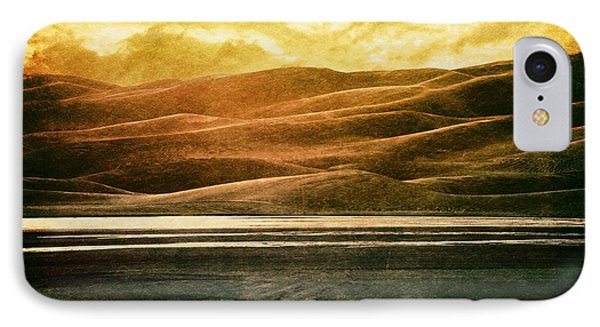 The Great Sand Dunes Phone Case by Brett Pfister