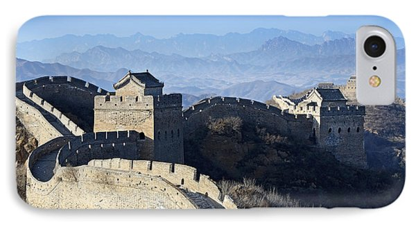 The Great Wall - China IPhone Case