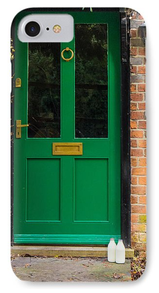 The Green Door IPhone Case by Mark Llewellyn