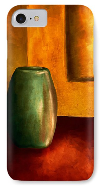 The Green Urn IPhone Case