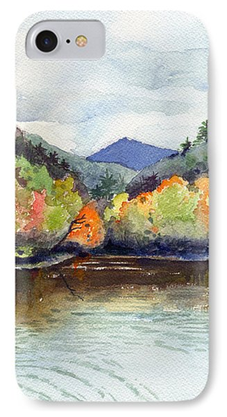 The Greenbriar River IPhone Case by Katherine Miller