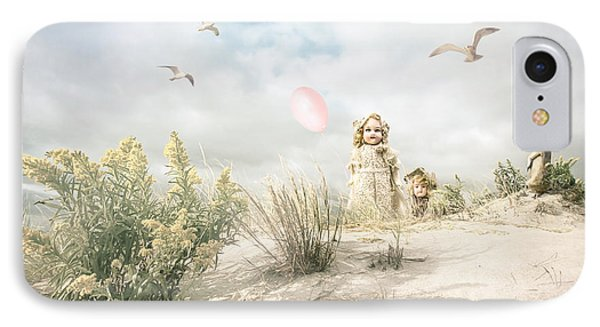 The Greeting Party - Fantasy Art IPhone Case by Gary Heller