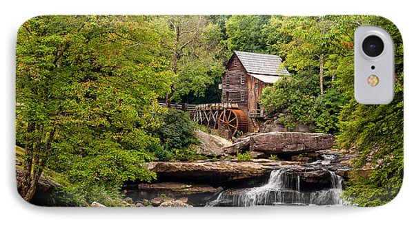 The Grist Mill IPhone Case