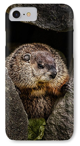 The Groundhog IPhone 7 Case