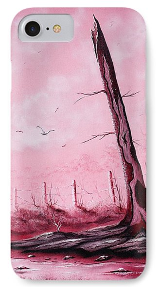 The Guardian Phone Case by Russell  King