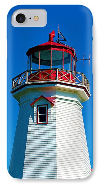 The Guiding Light Phone Case by Ron Haist