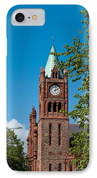 The Guildhall Phone Case by Luis Alvarenga