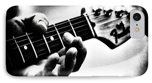 The Guitar IPhone Case by Bob Orsillo