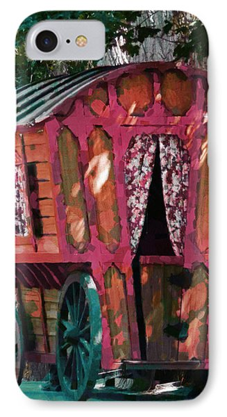 The Gypsy Caravan  IPhone Case
