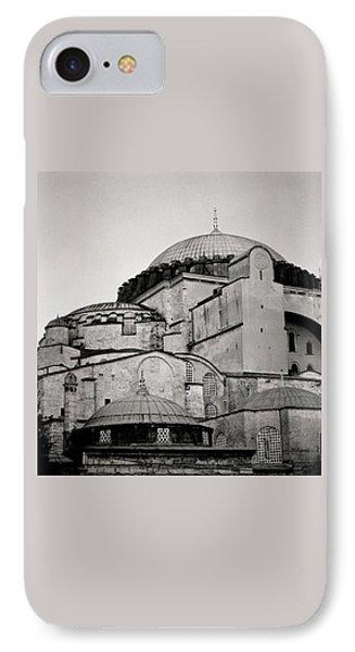 The Hagia Sophia Phone Case by Shaun Higson