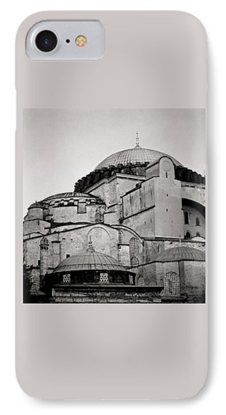 The Hagia Sophia IPhone Case by Shaun Higson