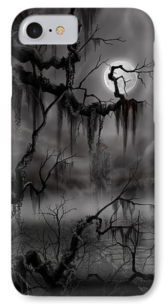 The Hanged Man II IPhone Case by James Christopher Hill