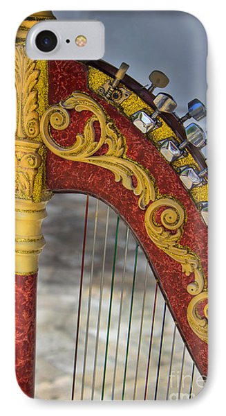 The Harp IPhone Case by Al Bourassa