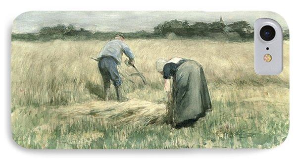The Harvest IPhone Case by Anton Mauve