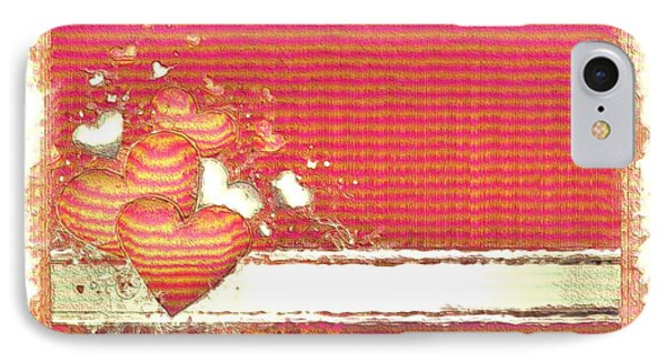 The Heart Knows IPhone Case by Liane Wright