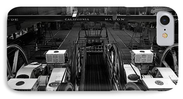 The Heart Of San Francisco Cable-car Phone Case by RicardMN Photography