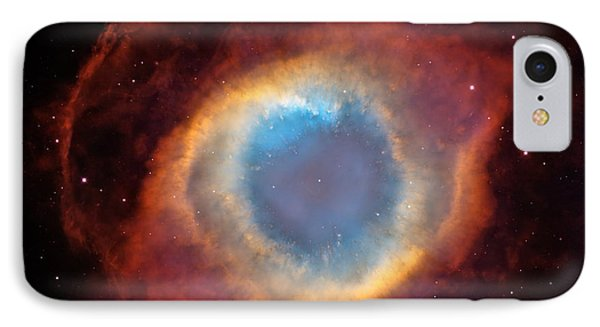 The Helix Nebula 2 IPhone Case by Nasa