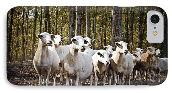 The Herd Phone Case by Swift Family