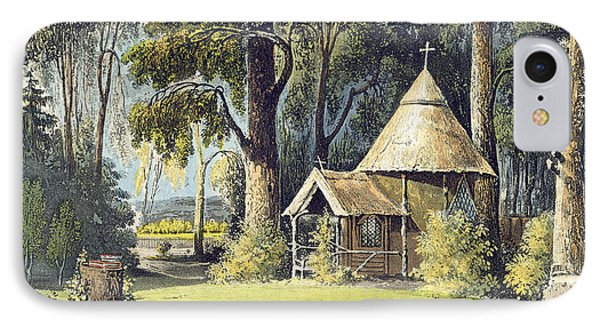 The Hermitage, From Ackermanns IPhone Case by John Gendall