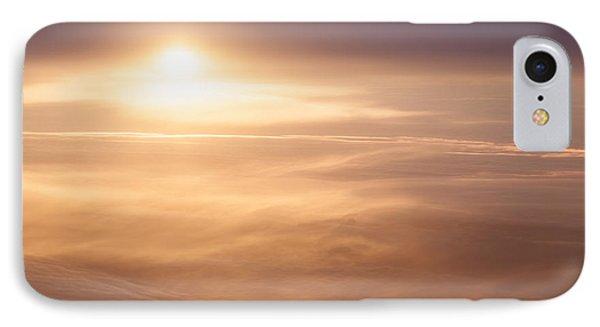 High Altitude Sunset  IPhone Case