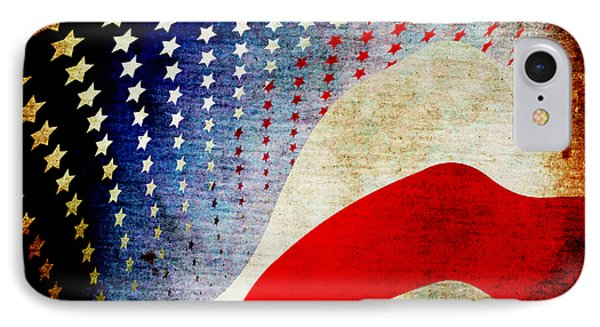 The High Flying Flag Phone Case by Angelina Vick