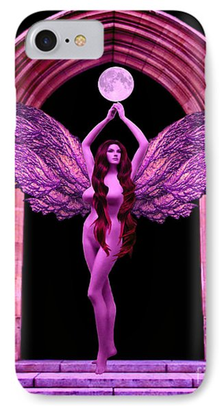 The High Priestess IPhone Case by Steed Edwards