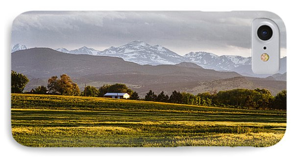 The Hills Are Alive IPhone Case by James BO  Insogna