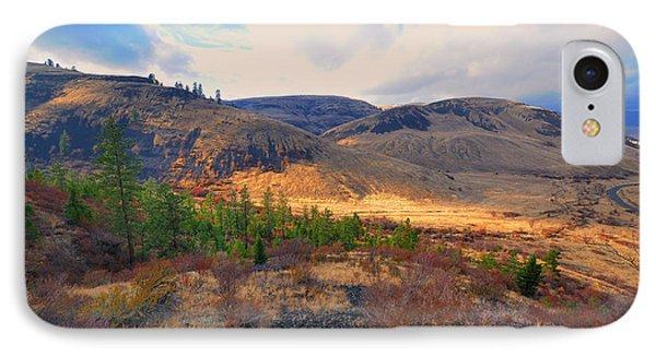 The Hills IPhone Case by Gary Silverstein