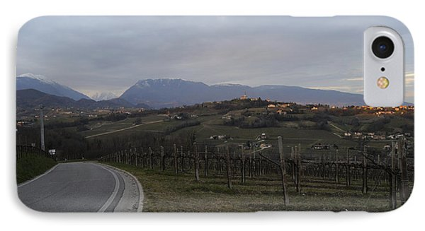 The Hills Of The Wine IPhone Case