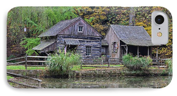 The Homestead Country Living IPhone Case by Paul Ward