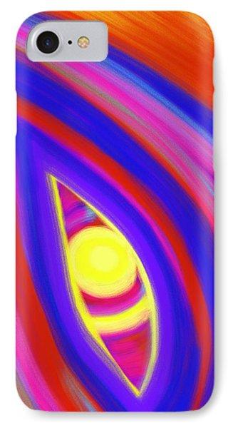 The Horizon Of Osirus IPhone Case by Daina White