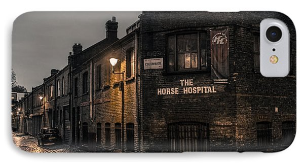 The Horse Hospital IPhone Case