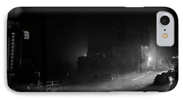 IPhone Case featuring the photograph The House Of Joy Before Sunrise by Ron Chilston
