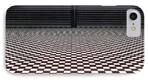 The Hypnotic Floor IPhone Case