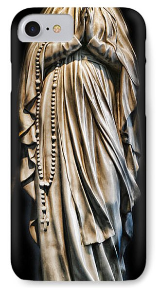 The Immaculate Conception Phone Case by Lee Dos Santos