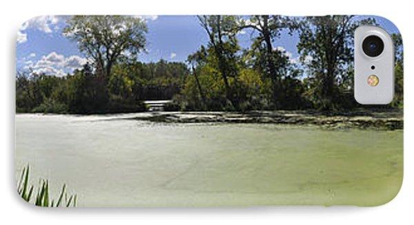 The Indiana Wetlands IPhone Case by Verana Stark
