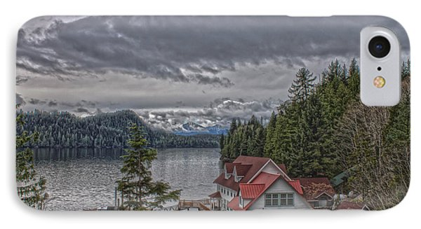 The Inlet  IPhone Case by Timothy Latta