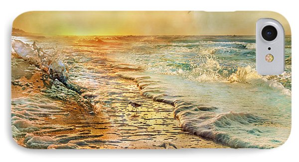 The Inspirational Sunrise IPhone Case by Betsy Knapp