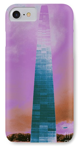 The Invasion IPhone Case by Kelly Awad