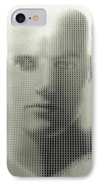 IPhone Case featuring the photograph The Invisable Man by Steve Godleski
