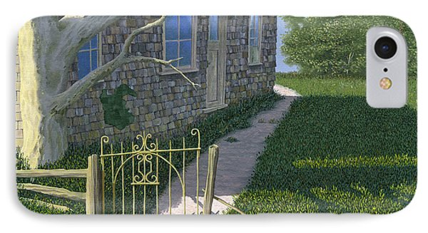 The Iron Gate Phone Case by Gary Giacomelli