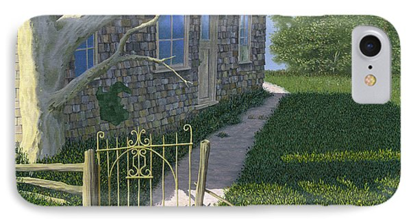 The Iron Gate IPhone Case by Gary Giacomelli