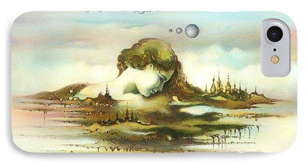 The Island IPhone Case by Anna Ewa Miarczynska