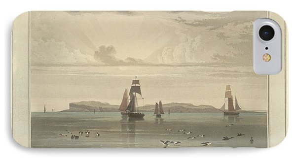 The Island Of Staffa From The East IPhone Case by British Library