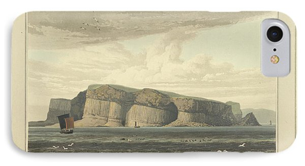 The Island Of Staffa From The South West IPhone Case by British Library