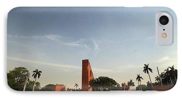 The Jantar Mantar Complex IPhone Case