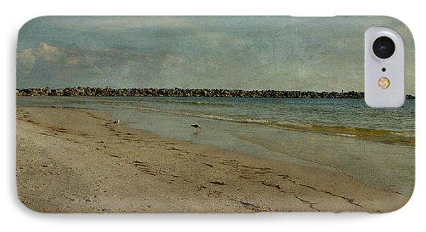 The Jetty IPhone Case by Sandy Keeton