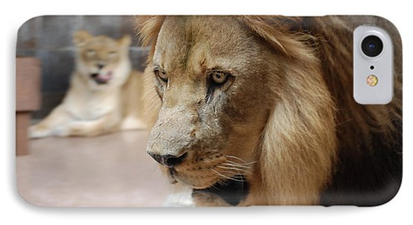 IPhone Case featuring the photograph The King by Mark McReynolds