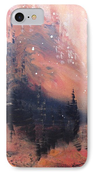The Kingdom Under The Mountain Phone Case by Kume Bryant