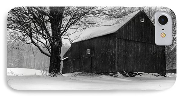 The Kinney Barn By Thomas Schoeller IPhone Case by Thomas Schoeller
